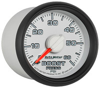 Autometer Dodge Factory Match Boost Gauge