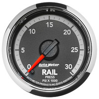 Autometer New Dodge Factory Match Rail Pressure Gauge