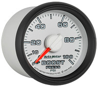 Autometer Dodge Factory Match Boost Gauge 100PSI