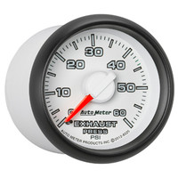 Autometer Dodge Factory Match Drive Pressure Gauge 60PSI