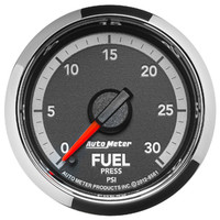 Autometer New Dodge Factory Match Fuel Pressure Gauge