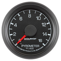 Autometer Ford Factory Match Pyrometer 1600