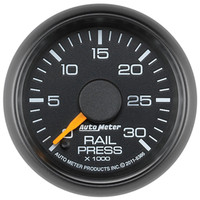 Autometer GM Factory Match Rail Pressure Gauge