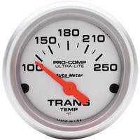 Autometer Ultra-Light Transmission Temperature Gauge