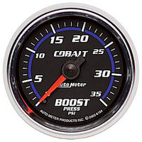 Autometer Cobalt 0-35PSI Boost Gauge
