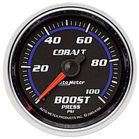 Autometer Cobalt 0-100PSI Boost Gauge