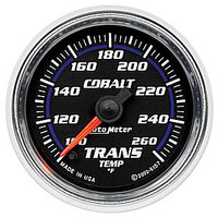 Autometer Cobalt Full Sweep Transmission Temperature Gauge