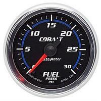 Autometer Cobalt 0-30PSI Fuel Pressure Gauge