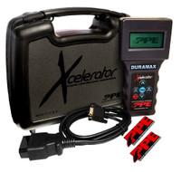PPE Xcelerator Tuner 01-10 Duramax 6.6L (Non-Race)