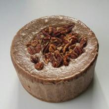 Pecan-cheesecake