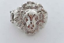 The Lion Head Silver