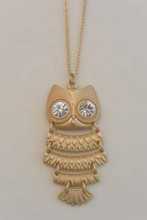 The Owl Pendant