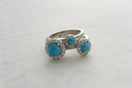 Breakfast at Tiffany's Ring