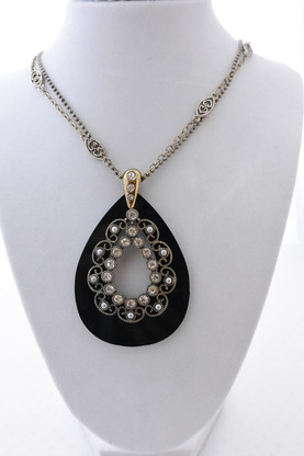 Crystal Courts Necklace