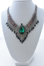 Stunning Peacock Necklace