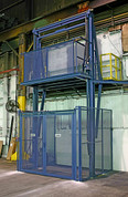 Pflow Series 21 Material Lift