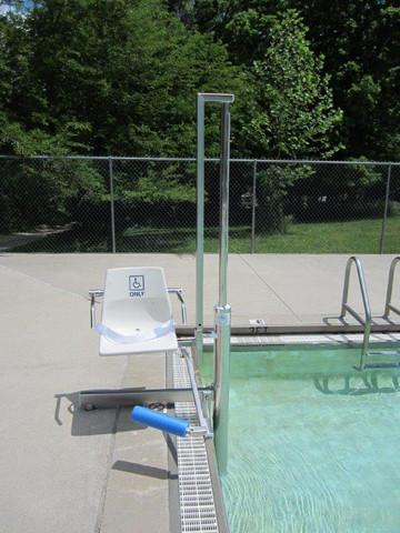 MAHA Pool Lift