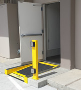 Accessor Convertible Walkway in Deployed Position