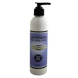 Lavender Silky Body Lotion
