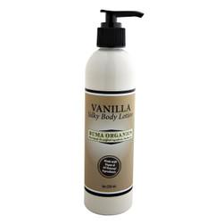 Vanilla Silky Body Lotion