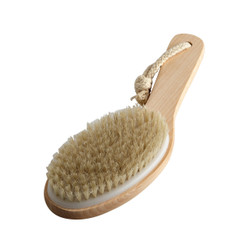 Wood Body Brush