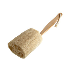 Wood Loofah Brush