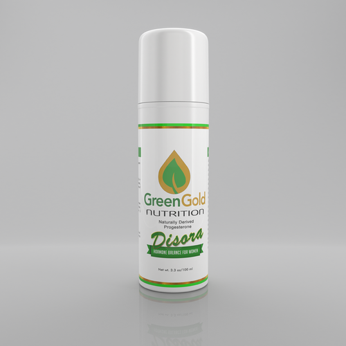 Disora Progesterone Cream from Green Gold Nutrition is a truly natural progesterone cream produced from wild yam extract. It is vegan formulated, paraben, non-GMO, soy, gluten, and is fragrance and color free.