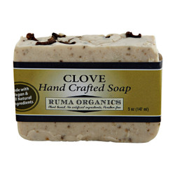 Clove Hand Crafted Soap