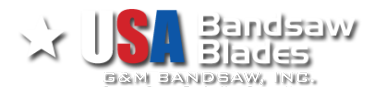 USA Band Saw Blades