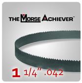 "1 1/4"" .042 - Morse Achiever Blades"