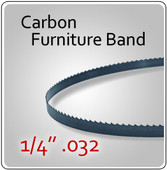 "1/4"" .032 Carbon Furniture Blades"