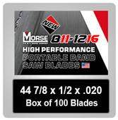 "811-1216 44 7/8"" Port-A-Band (Box of 100)"