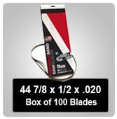 Standard Bi-Metal Port-A-Band (Box of 100)