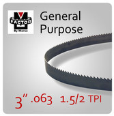 "3"" .063 M-FACTOR GP 1.5/2 TPI"