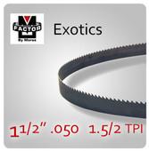 """1 1/2"""" .050 M-FACTOR EX 1.5/2 TPI"""