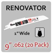 "9"" 062 (20PK) Renovator"