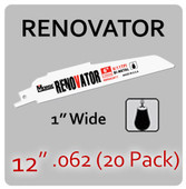 "12"" 062 (20PK) Renovator"