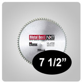 "7 1/2"" Metal Cutting Circular Saw Blade"