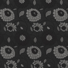 Kasmir Fabric Aalsmeer Noir 8000 88% Rayon 12% Polyester CHINA 30,000 Wyzenbeek Double Rubs H: 14 inches, V:20 4/8 inches 54 - 56 - My Fabric Connection - Kasmir