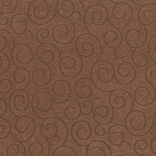 Kasmir Fabric Aalsmeer Swirl Cappuccino 8000 88% Rayon 12% Polyester CHINA 30,000 Wyzenbeek Double Rubs H: 16 2/8 inches, V:15 inches 54 - 56 - My Fabric Connection - Kasmir