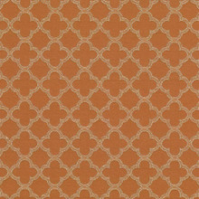 Kasmir Fabric Abberley Trellis Autumn 1439 67% Rayon 33% Polyester CHINA 18,000 Wyzenbeek Double Rubs H: 1 4/8 inches, V:1 4/8 inches 54 - My Fabric Connection - Kasmir