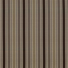 Kasmir Fabric Abbot Stripe Coffee 5068 56% Cotton 44% Polyester TAIWAN 30,000 Wyzenbeek Double Rubs H: 6 7/8 inches, V:N/A 54 - 55 - My Fabric Connection - Kasmir