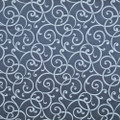 Kasmir Fabric Aldenham Navy 1382 58% Cotton 42% Polyester TAIWAN 30,000 Wyzenbeek Double Rubs H: 13 4/8 inches, V:13 4/8 inches 54 - 55 - My Fabric Connection - Kasmir