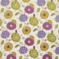 Kasmir Fabric Bisset Primrose 1400 100% Cotton SOUTH KOREA 15,000 Wyzenbeek Double Rubs H: 27 inches, V:25 2/8 inches 54 - 55 - My Fabric Connection - Kasmir