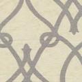 Braemore Fabric Fioretto Graphite - 100% Linen - - - 54 inches - My Fabric Connection - Braemore