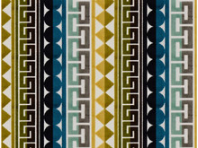 "Kravet Design Fabric 33782.540 Seurat Seaside - Polyester 62%, Viscose 38% Belgium Medium H"" 14 inches, V: 13 inches 54 inches - My Fabric Connection - Kravet Design"