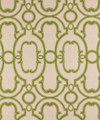 "Barrow Industries Fabric Binnacle Bergamot M9647 15CL02 Design Collection Green And Yellow 61% RAYON (S) 39% POLYESTER (F) China - H: 6 3/4"" V: 13 1/2"" 699 inches minimum (See sample for specs) - My Fabric Connection - Barrow Industries"