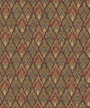 "Merrimac Fabric M6248 5439 Burgundy M6248 Merrimac Woven Gallery 15 53% COTTON 47% POLYESTER China - H: 3-3/8"" V: 4-1/2"" 3686 inches minimum (See sample for specs) - My Fabric Connection - Merrimac"