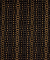 "Barrow Industries Fabric Quaid Onyx M8579 10CL03 Dark Neutrals 75% RAYON 25% POLYESTER China - H: 6-3/4"" V: 9-1/8"" 5440 inches minimum (See sample for specs) - My Fabric Connection - Barrow Industries"