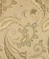 """Barrow Industries Fabric Quigley Moonstone M8194 09W01 Traditional Jacquards Vol. VII 63% POLYESTER 37% RAYON China - H: 13-1/2"""" V: 26-1/2"""" 5452 inches minimum (See sample for specs) - My Fabric Connection - Barrow Industries"""